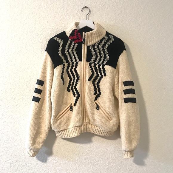 Vintage Jackets & Blazers - Vintage Jamie Sadock Zip Up Coat